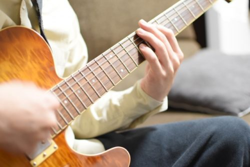 ギター オンラインレッスン