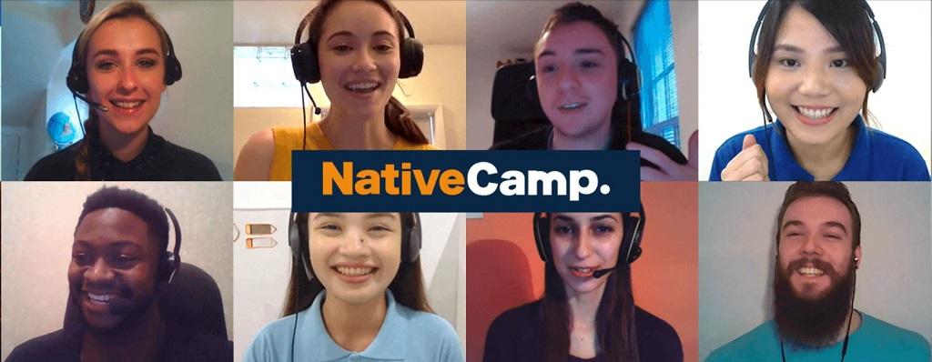 オンライン英会話『NativeCamp』
